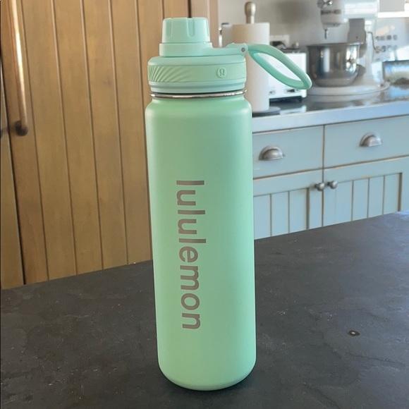 Lululemon Back To Life Sport Water Bottle - Mint